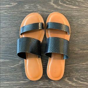 2 for $30 Aldo black sandals